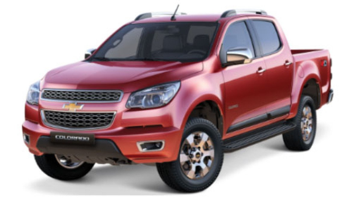 Chevrolet Colorado (2014) Muscle Power (A) In Malaysia   Reviews, Specs,  Prices   CarBase.my