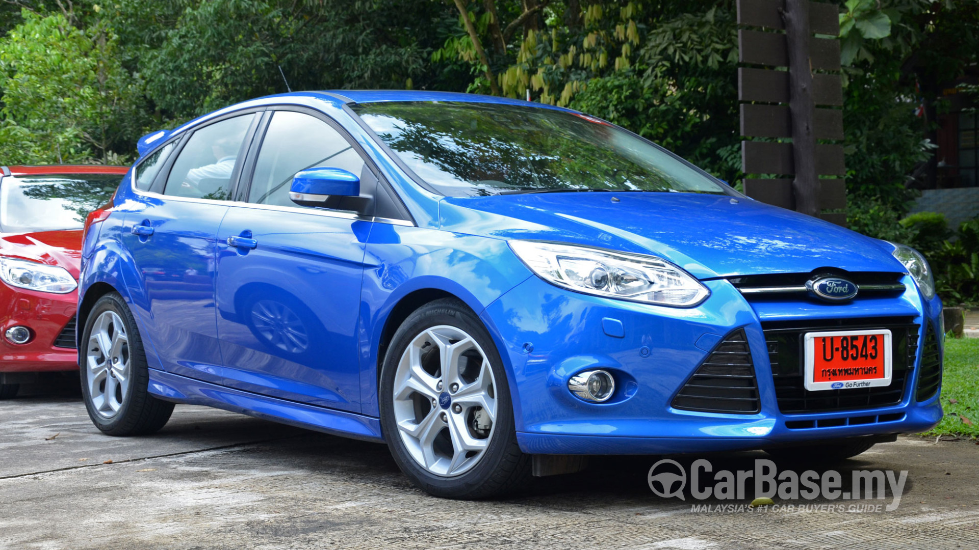 Ford Focus Mk3 C346 2012 Exterior Image 9324 In Malaysia Reviews Specs Prices