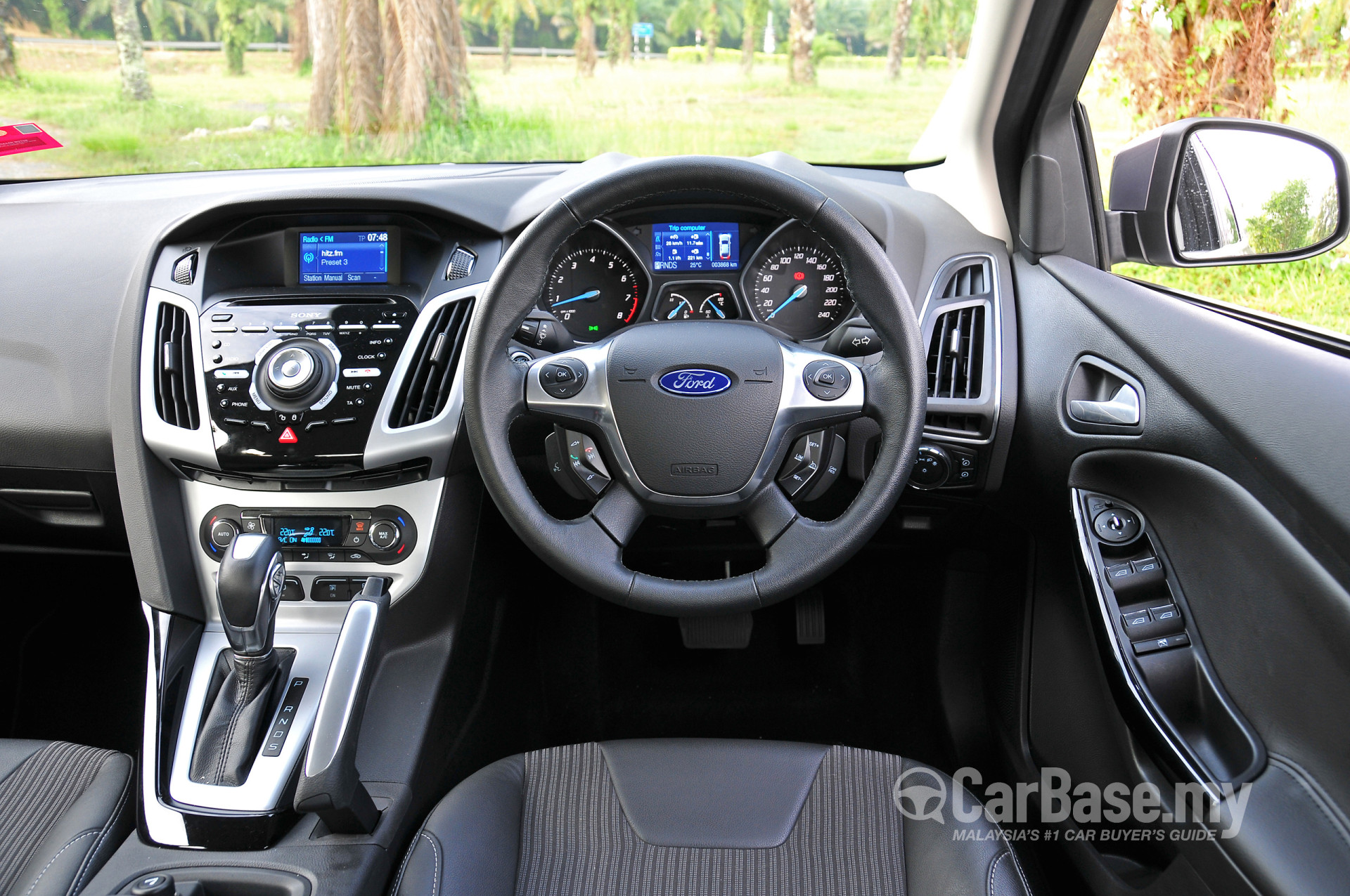 Ford Focus Mk3 C346 2012 Interior Image 10819 In Malaysia Reviews Specs Prices