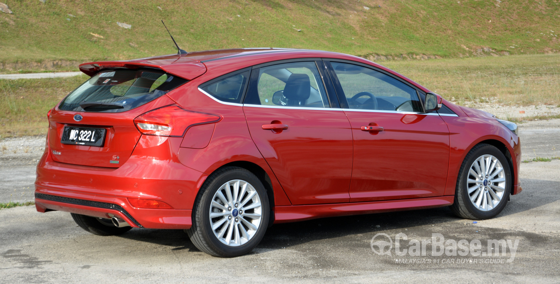 Ford Focus Mk3 C346 Fl 2016 Exterior Image 27957 In Malaysia Reviews Specs Prices