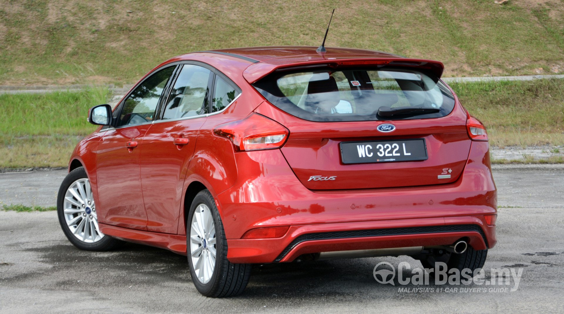 Ford Focus Mk3 C346 Fl 2016 Exterior Image 27976 In Malaysia Reviews Specs Prices