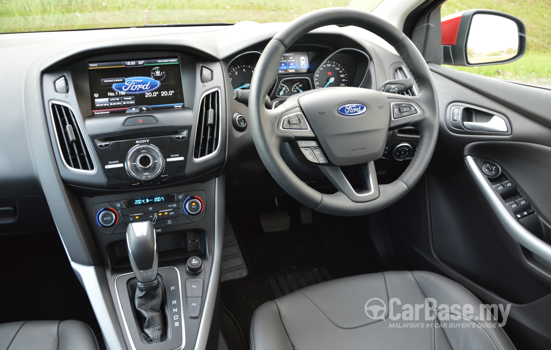 Ford Focus Mk3 C346 Fl 2016 Interior Image 27993 In Malaysia Reviews Specs Prices