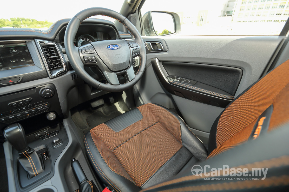 Ford Ranger T6 Facelift (2015) Interior Image #25791 in ...