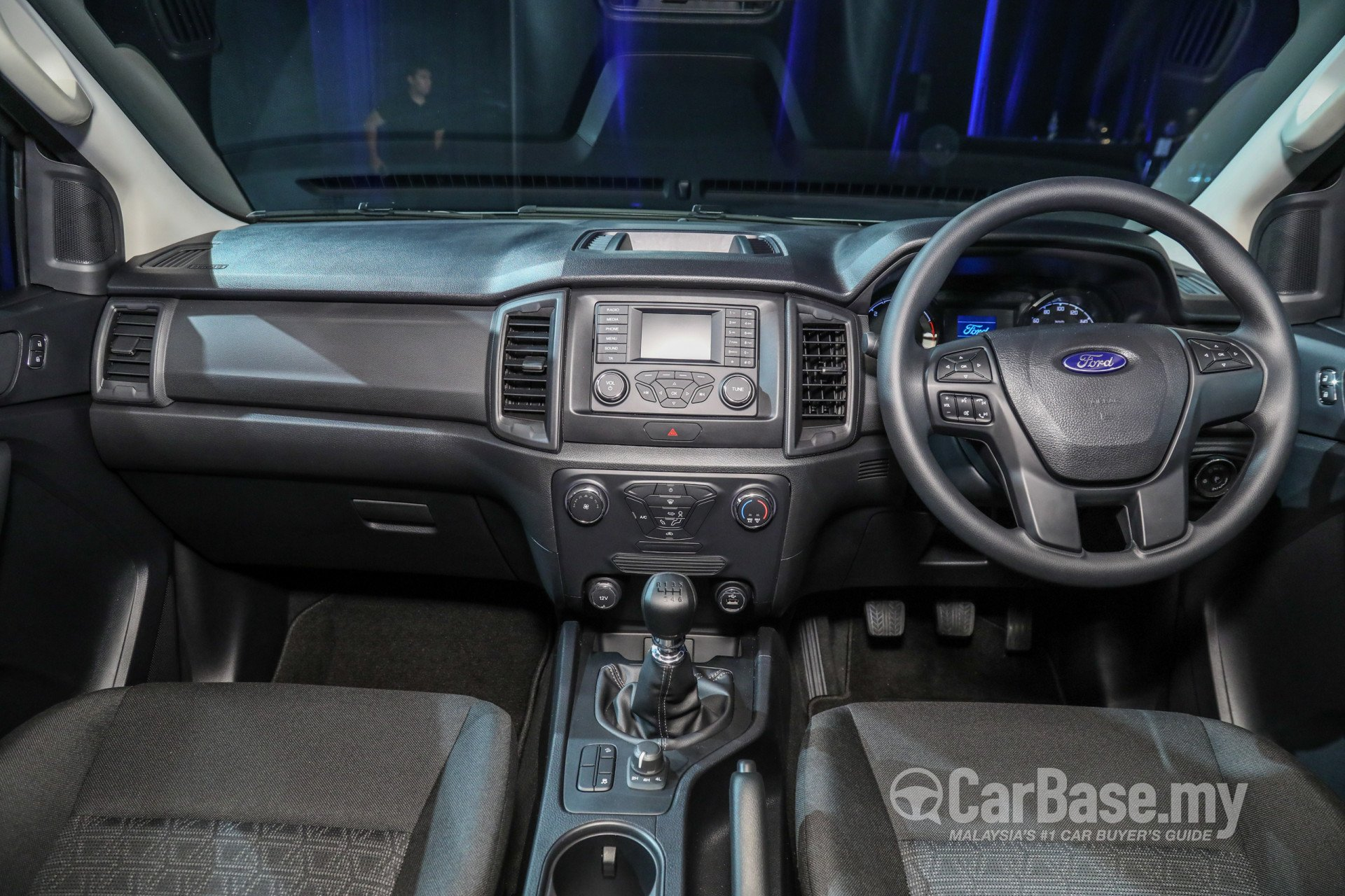 Ford Ranger Xlt >> Ford Ranger T6 Facelift 2 (2018) Interior Image #52426 in Malaysia - Reviews, Specs, Prices ...