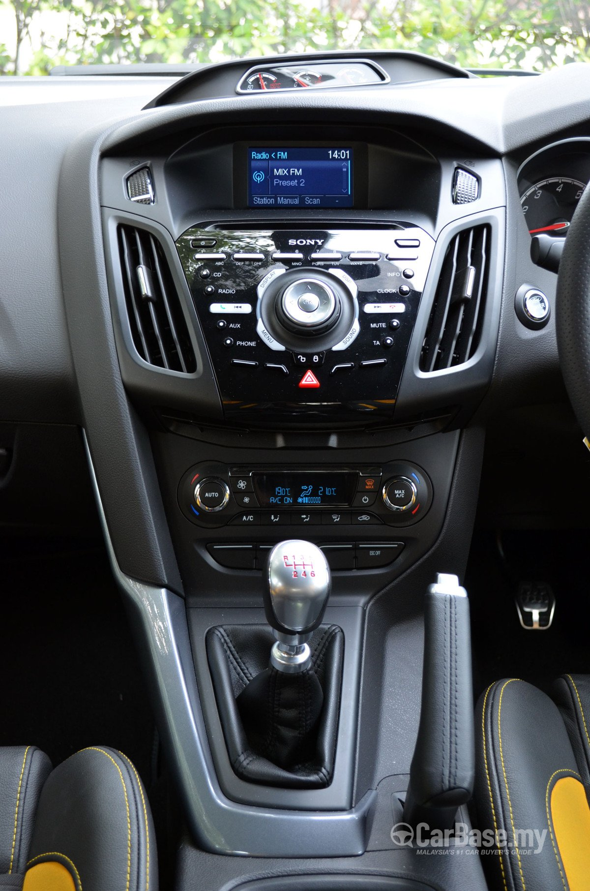Ford Focus St Mk3 C346 2012 Interior Image In Malaysia