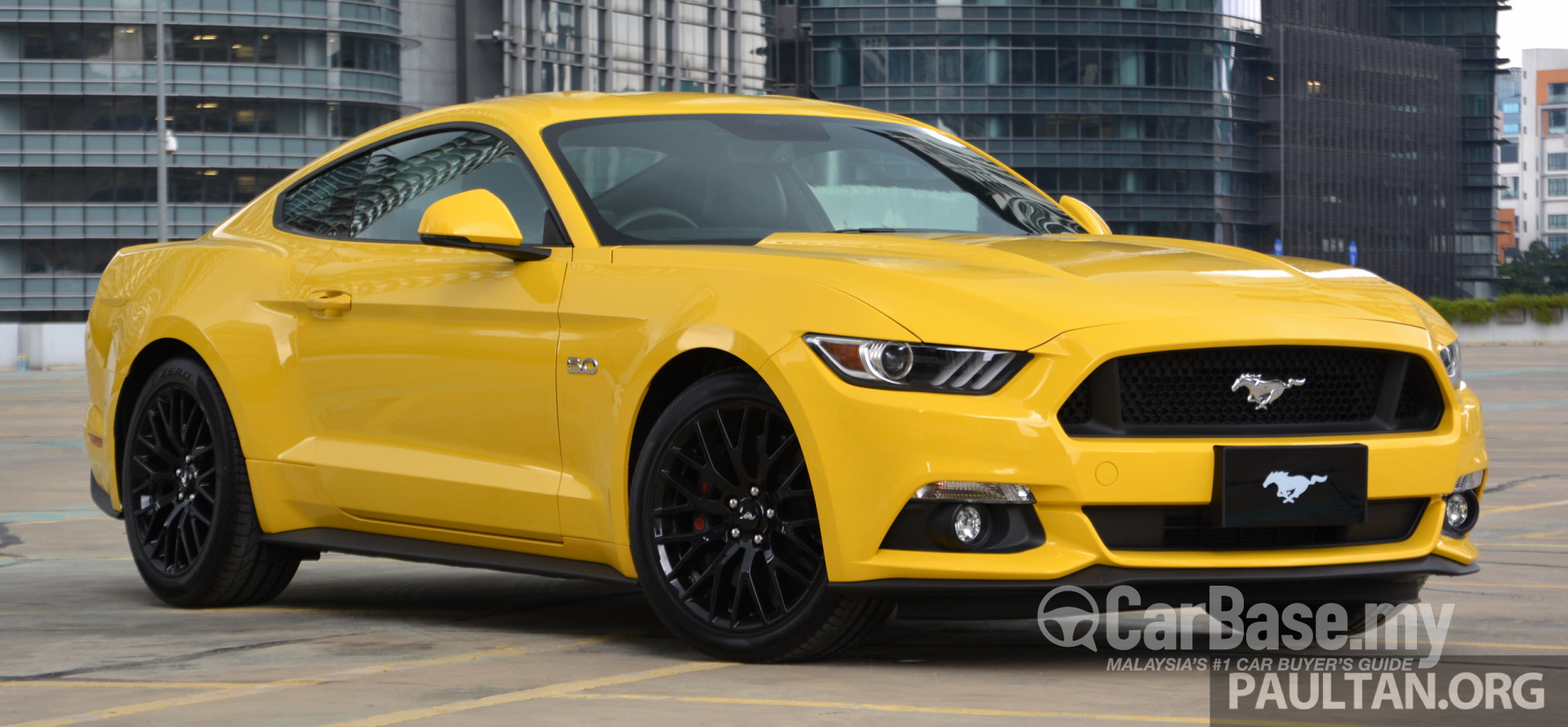 Ford Mustang S550 (2016) Exterior Image #47286 in Malaysia - Reviews, Specs, Prices - CarBase.my