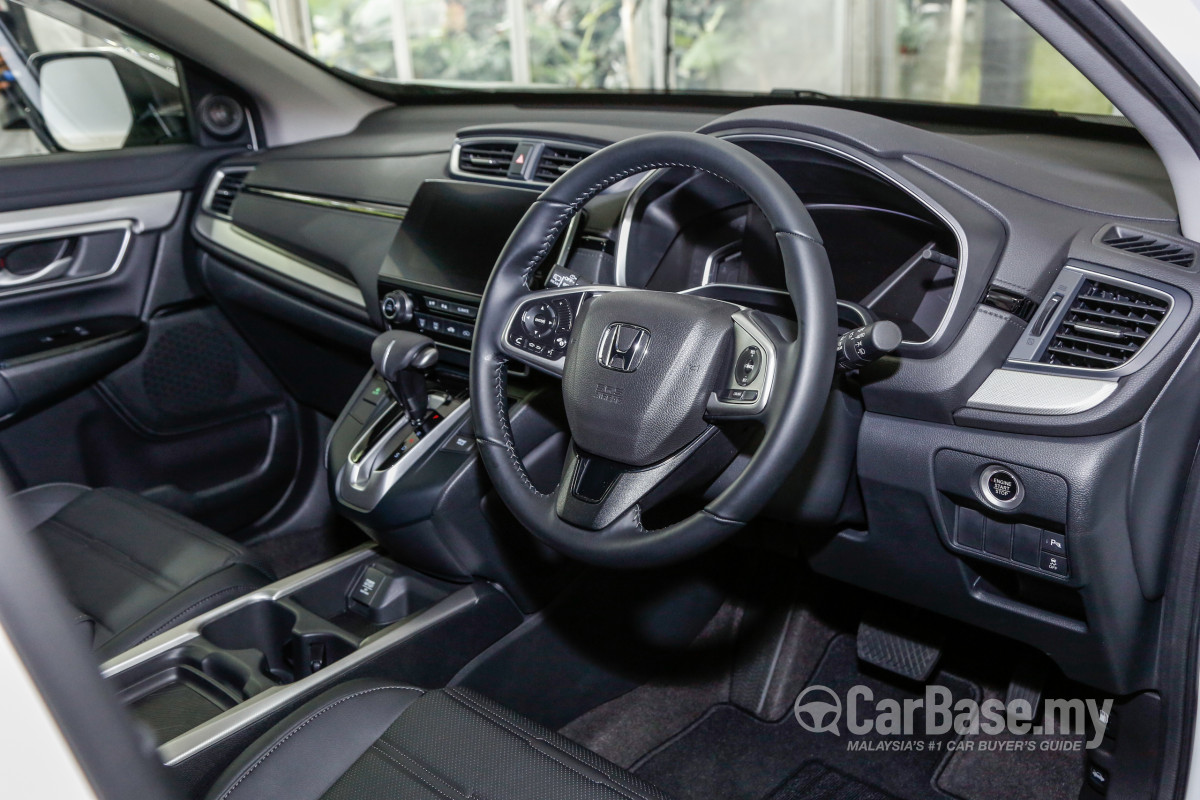 How Much Car Can I Afford Calculator >> Honda CR-V RW (2017) Interior Image in Malaysia - Reviews, Specs, Prices - CarBase.my