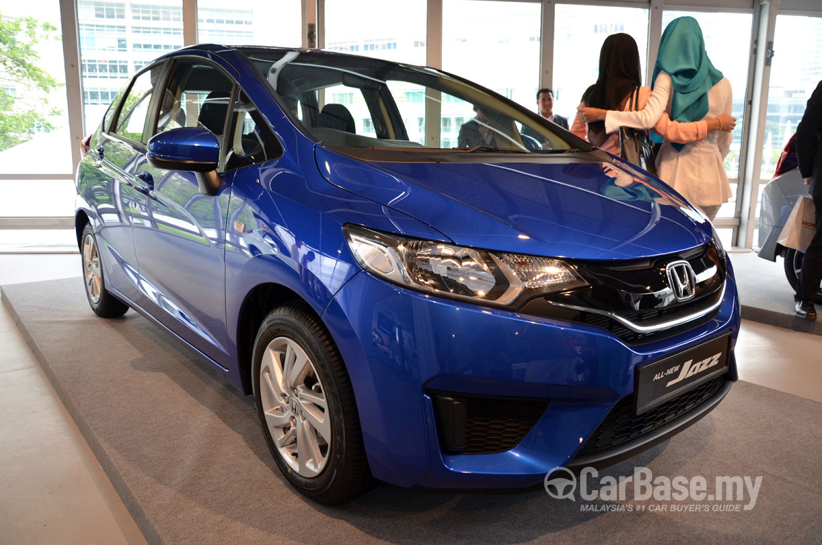 Honda Jazz (2016) 1.5 E in Malaysia - Reviews, Specs, Prices - CarBase.my