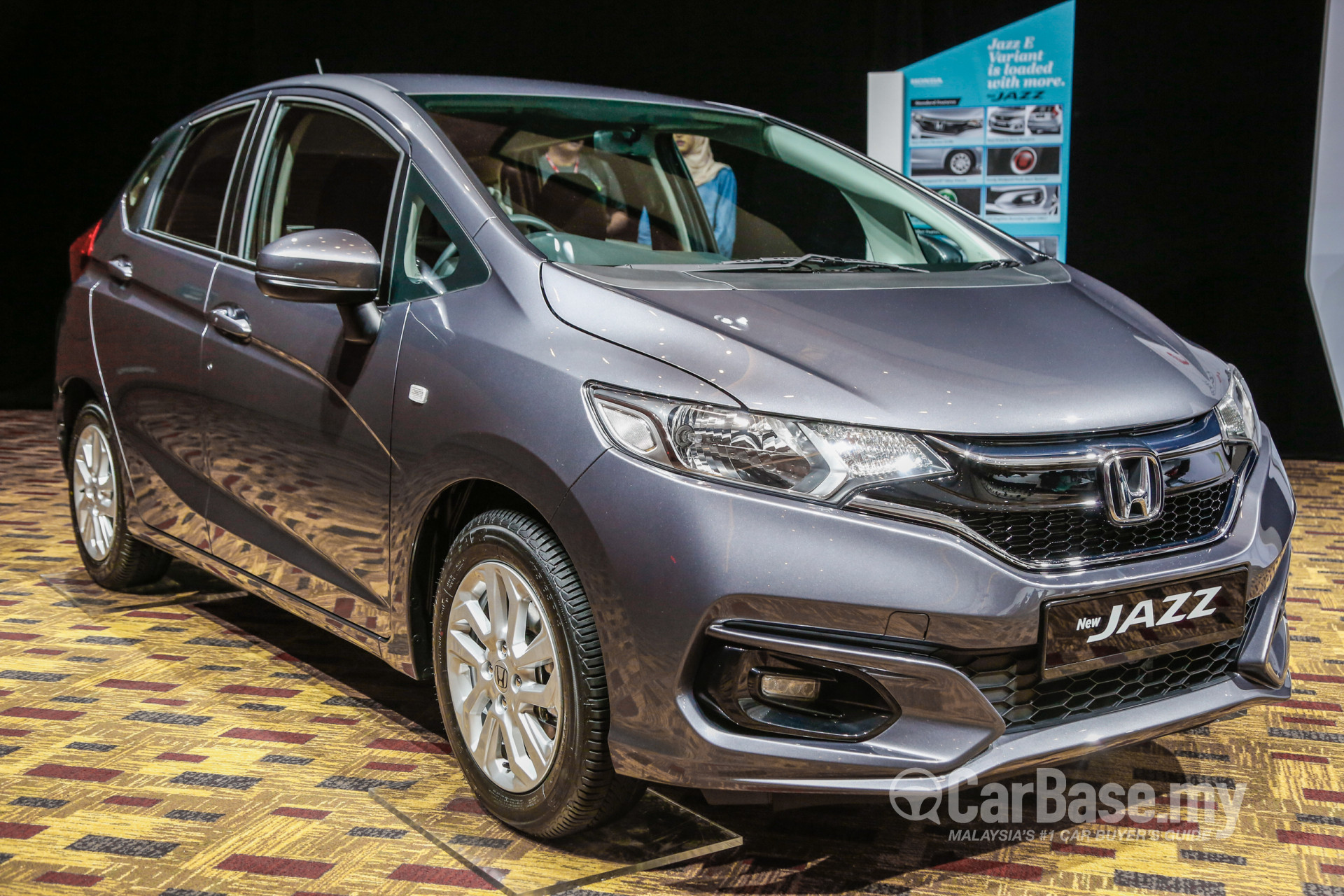 honda jazz mk3 facelift 2017 exterior image 39261 in malaysia reviews specs prices. Black Bedroom Furniture Sets. Home Design Ideas