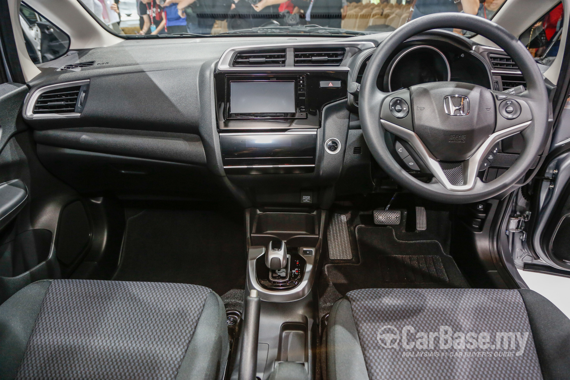 Honda Jazz Gk Facelift 2017 Interior Image In Malaysia Reviews