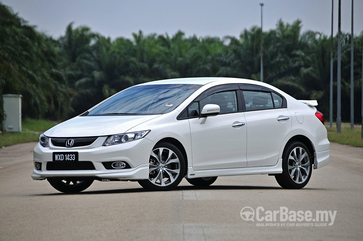 Honda Civic 2014 2 0s In Malaysia Reviews Specs