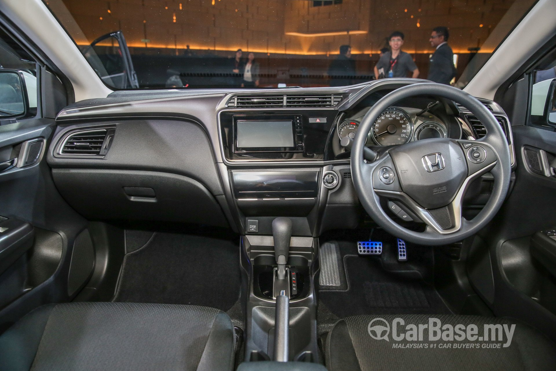Car interior malaysia - Honda City Gm6 Facelift 2017 Interior Image 36602 In Malaysia Reviews Specs Prices Carbase My