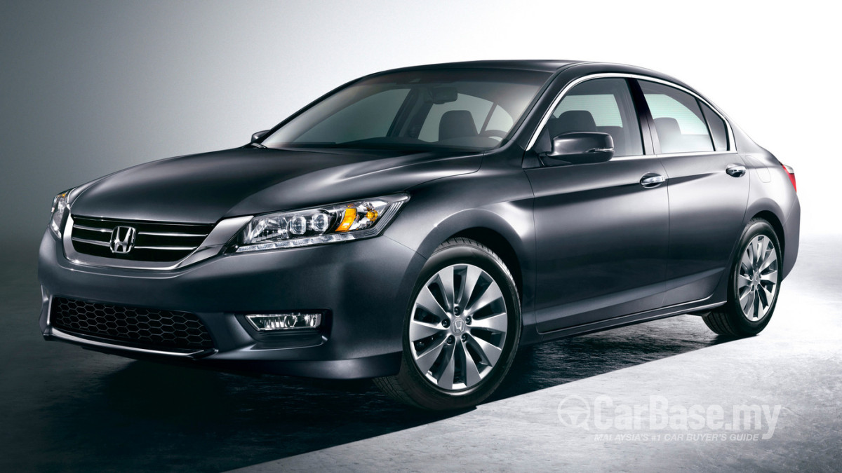 Honda Accord 2016 2 0 Vti L In Malaysia Reviews Specs Prices Carbase My
