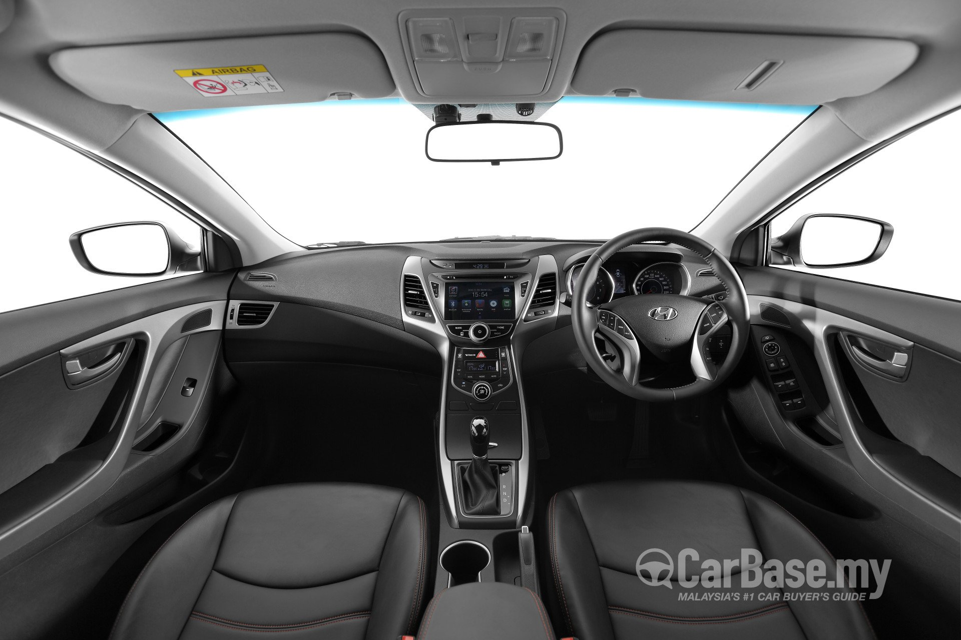 Hyundai Elantra Md Facelift 2015 Interior Image 20082 In Malaysia Reviews Specs Prices