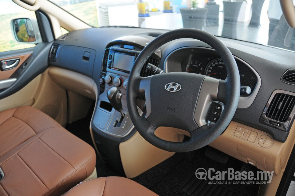 One Stop Automotive >> Hyundai Grand Starex MK2 Facelift (2014) Interior Image #3060 in Malaysia - Reviews, Specs ...