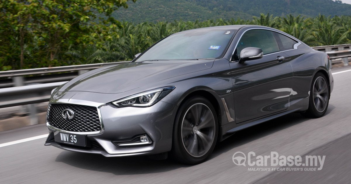 Infiniti Q60 2017 2 0t In Malaysia Reviews Specs Prices