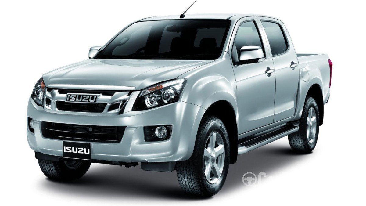 Isuzu D-MAX (2014) V-Cross 3.0L 4x4 MT in Malaysia - Reviews, Specs, Prices - CarBase.my