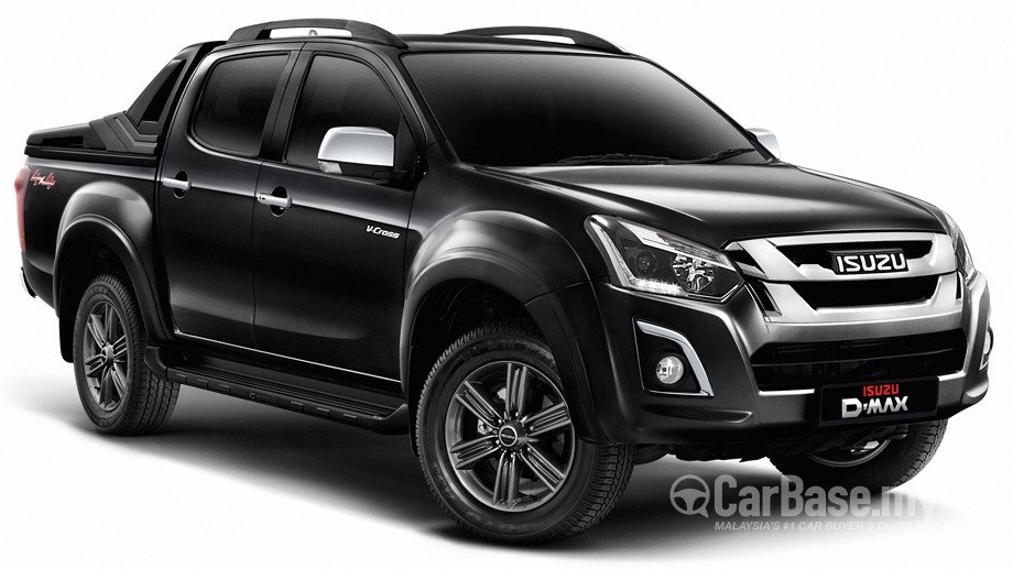 isuzu d max mk2 facelift 2016 exterior image in malaysia. Black Bedroom Furniture Sets. Home Design Ideas