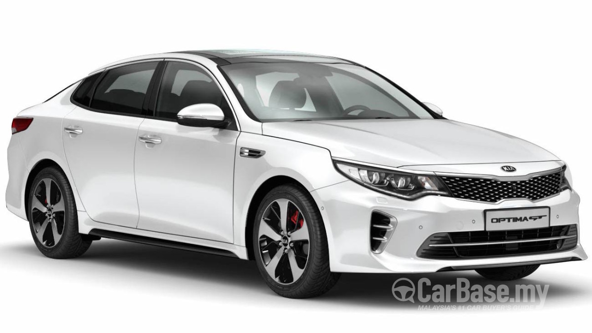 Kia Optima (2017) GT 2.0 T GDI In Malaysia   Reviews, Specs, Prices    CarBase.my