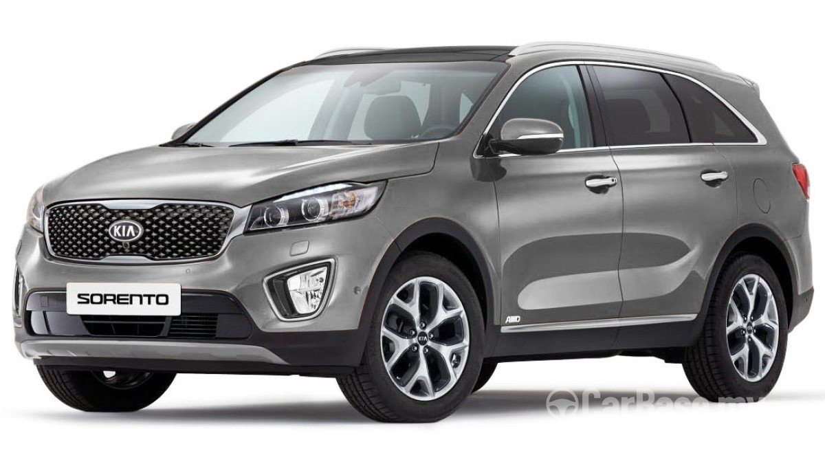 kia sorento in malaysia reviews specs prices. Black Bedroom Furniture Sets. Home Design Ideas