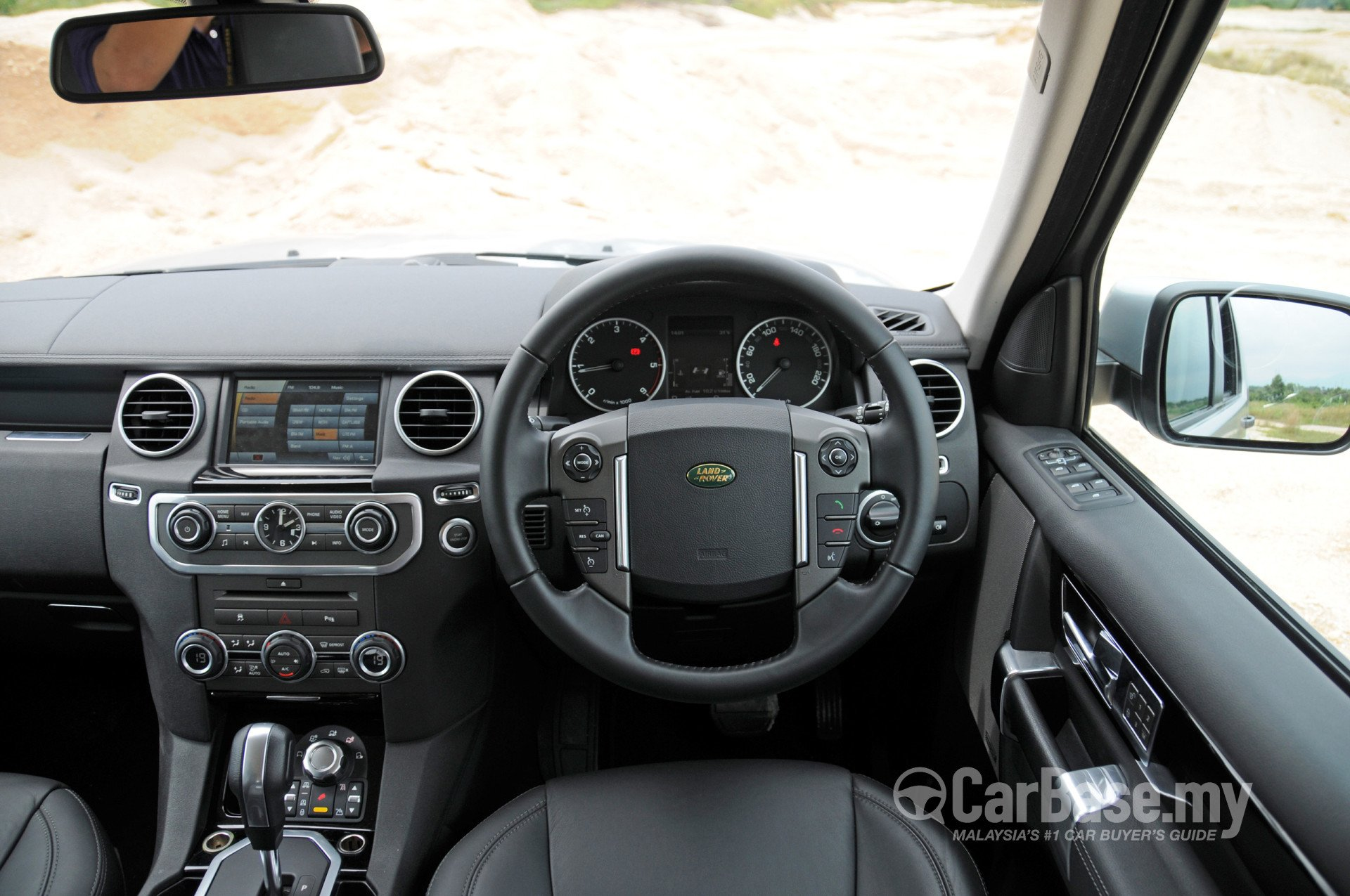 Land Rover Discovery 4 L319 Facelift (2010) Interior Image ...