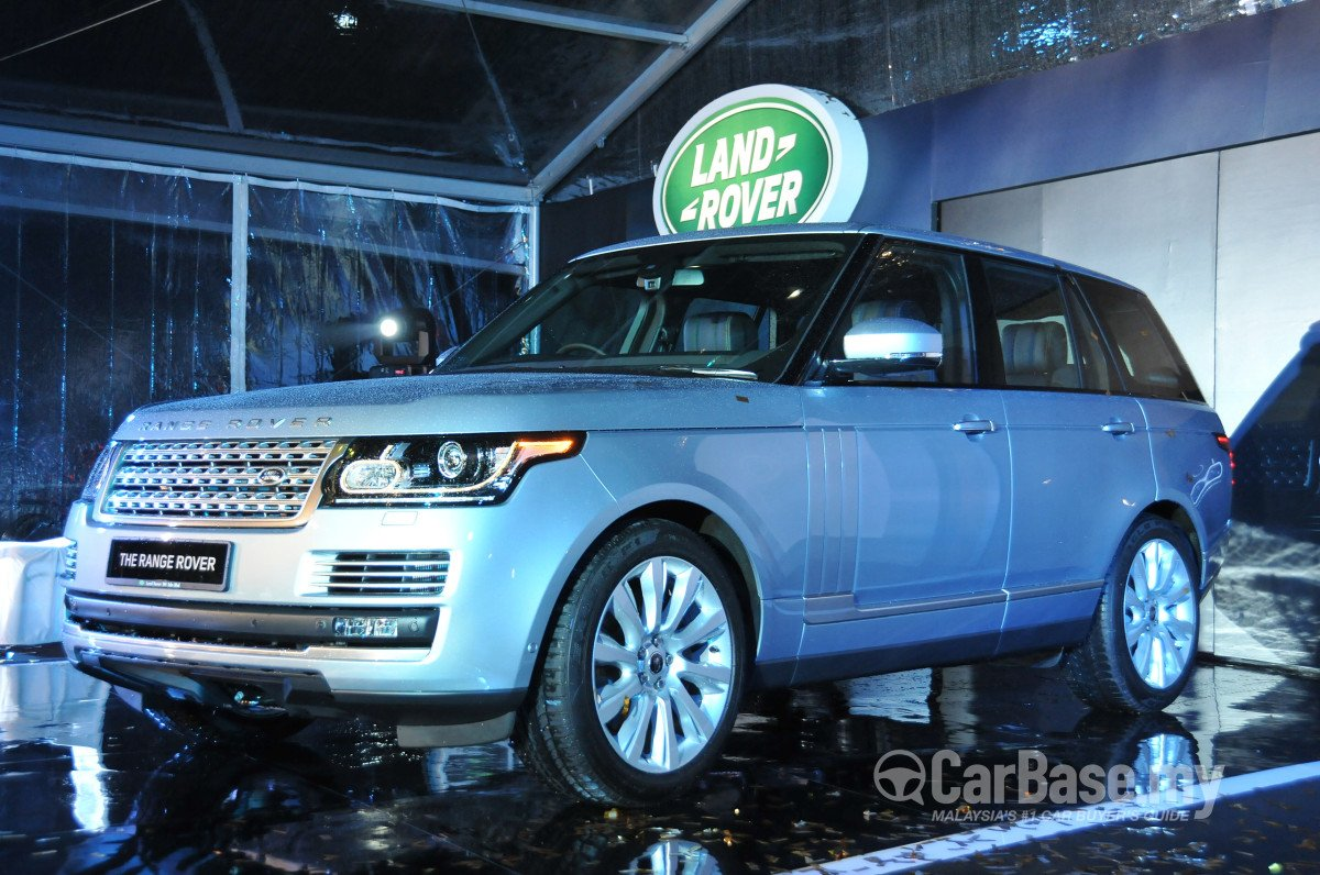 Harga Land Rover 2017 Vision Car Hotwheels 15 Defender Double Cab Hijau Range Sport Side Profile Source 5 0 Supercharged Vogue Se In Malaysia Reviews