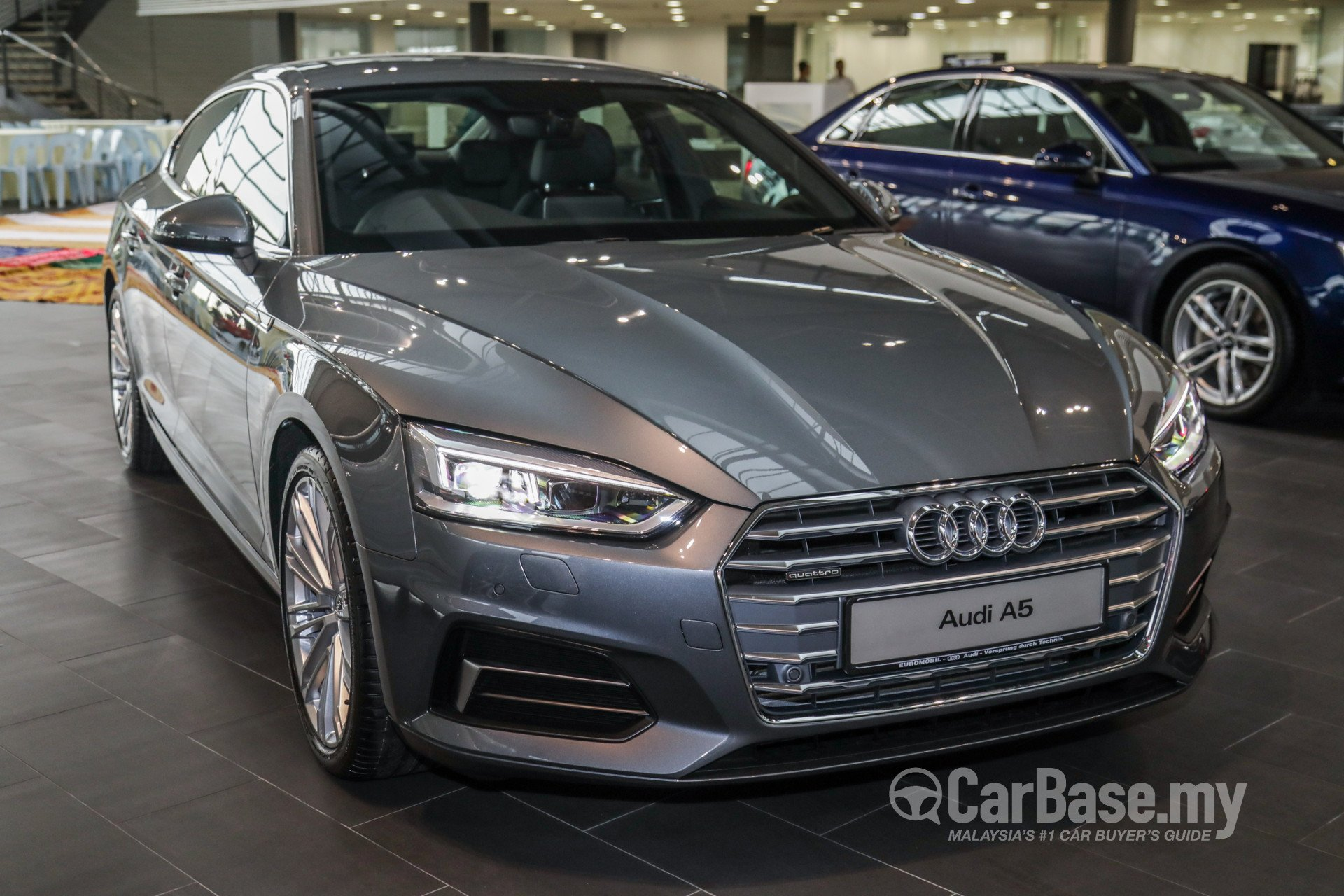 Audi A5 Sportback F5 2019 Exterior Image In Malaysia Reviews