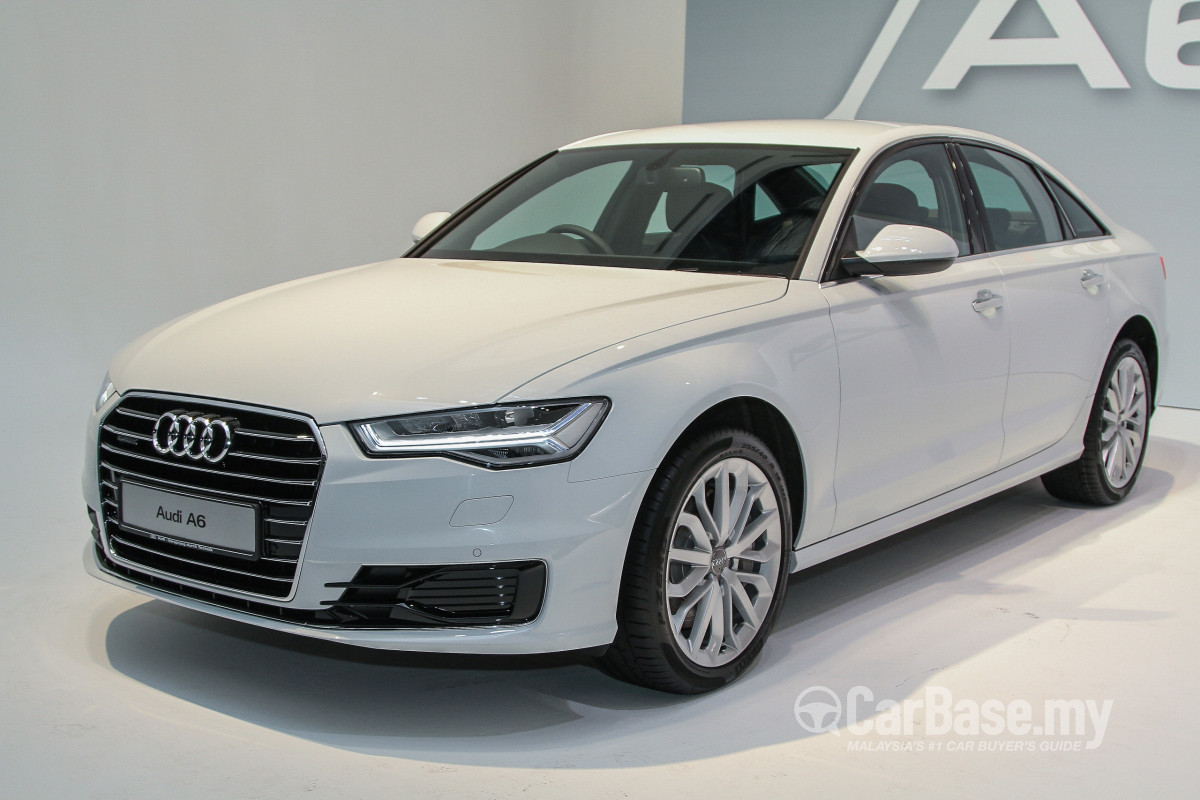 Audi A6 (2017) 3.0 TFSI Quattro In Malaysia   Reviews, Specs, Prices    CarBase.my