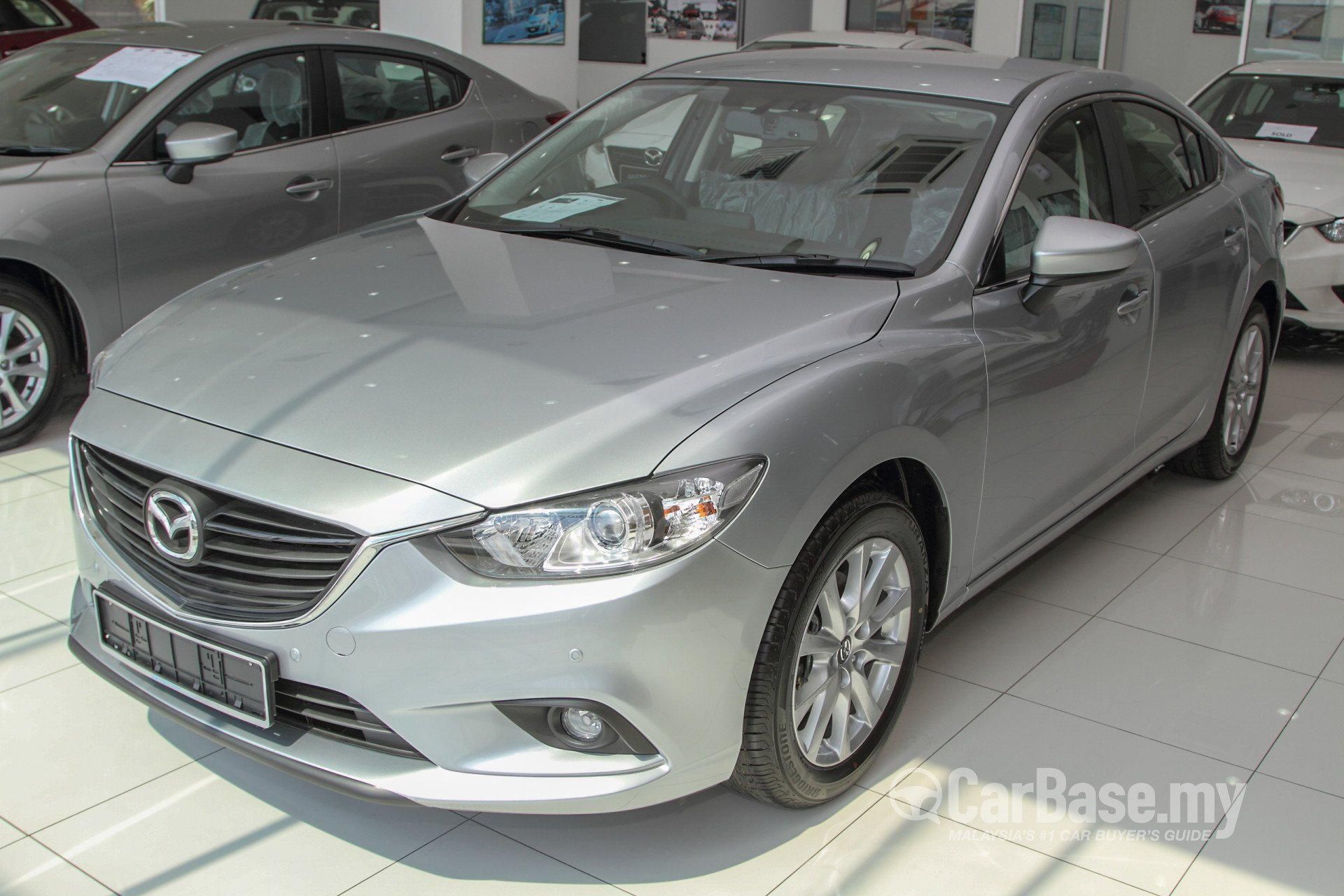 mazda 6 sedan gj facelift 2015 exterior image in malaysia reviews specs prices. Black Bedroom Furniture Sets. Home Design Ideas