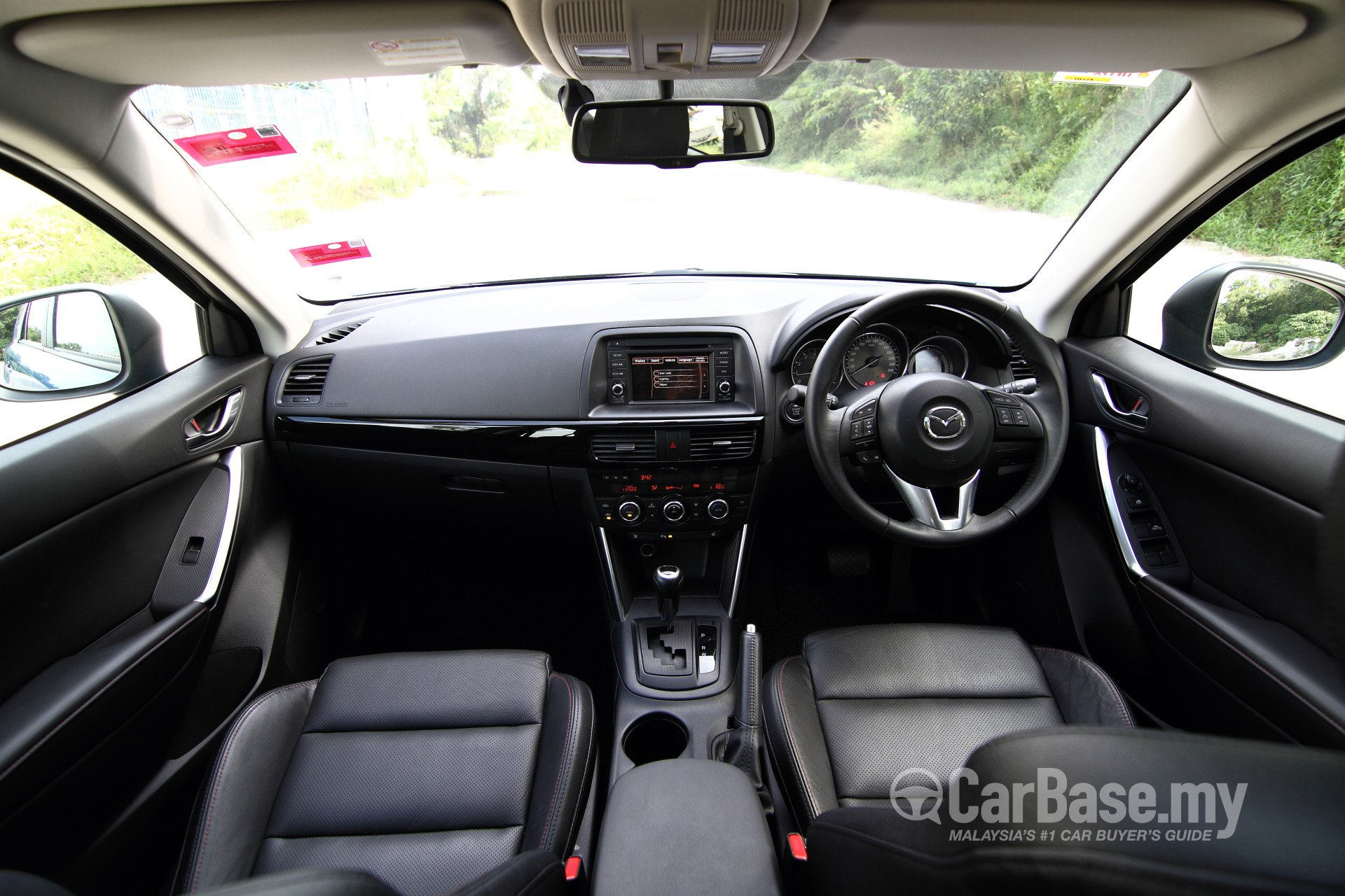 mazda cx 5 mk1 2012 interior image 7583 in malaysia reviews specs prices. Black Bedroom Furniture Sets. Home Design Ideas