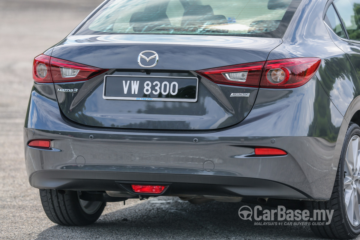 Volkswagen Prices In Malaysia 2017 >> Mazda 3 Sedan BM Facelift (2017) Exterior Image #39065 in Malaysia - Reviews, Specs, Prices ...