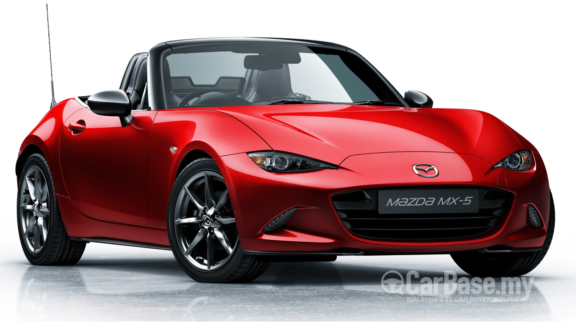 mazda mx 5 nd 2015 exterior image in malaysia reviews. Black Bedroom Furniture Sets. Home Design Ideas