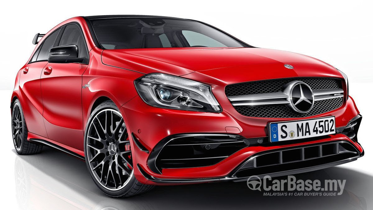 Mercedes-AMG A 45 4MATIC (2018) in Malaysia - Reviews, Specs, Prices