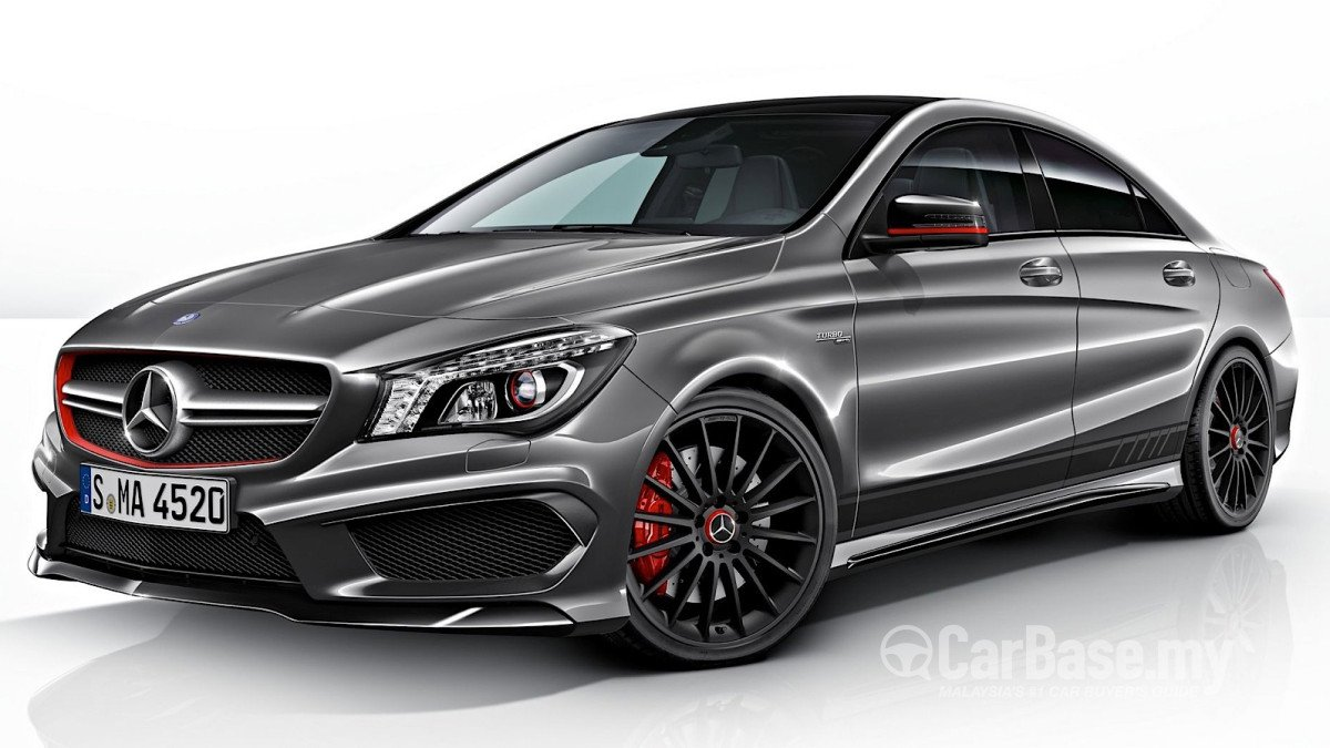Mercedes benz cla 45 amg 4matic 2015 in malaysia for Mercedes benz cla 2015 price