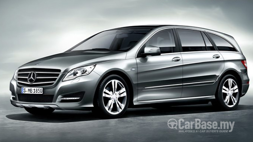 Mercedes Benz R Class V251 2010 Exterior Image In