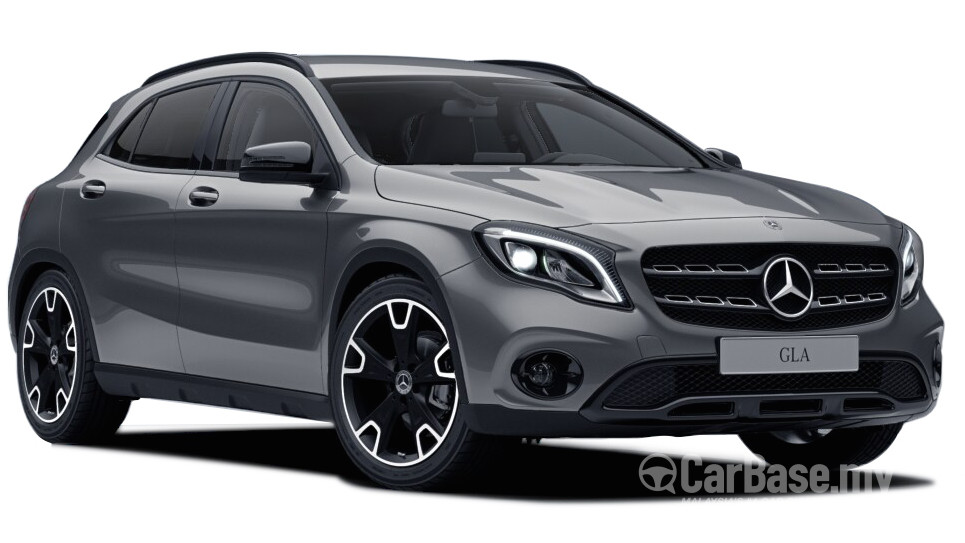 mercedes benz gla x156 facelift 2017 exterior image. Black Bedroom Furniture Sets. Home Design Ideas