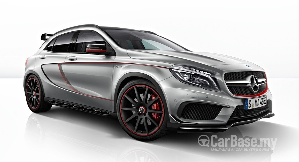 Mercedes benz gla amg x156 amg 2014 exterior image in for Mercedes benz gla 2014 price