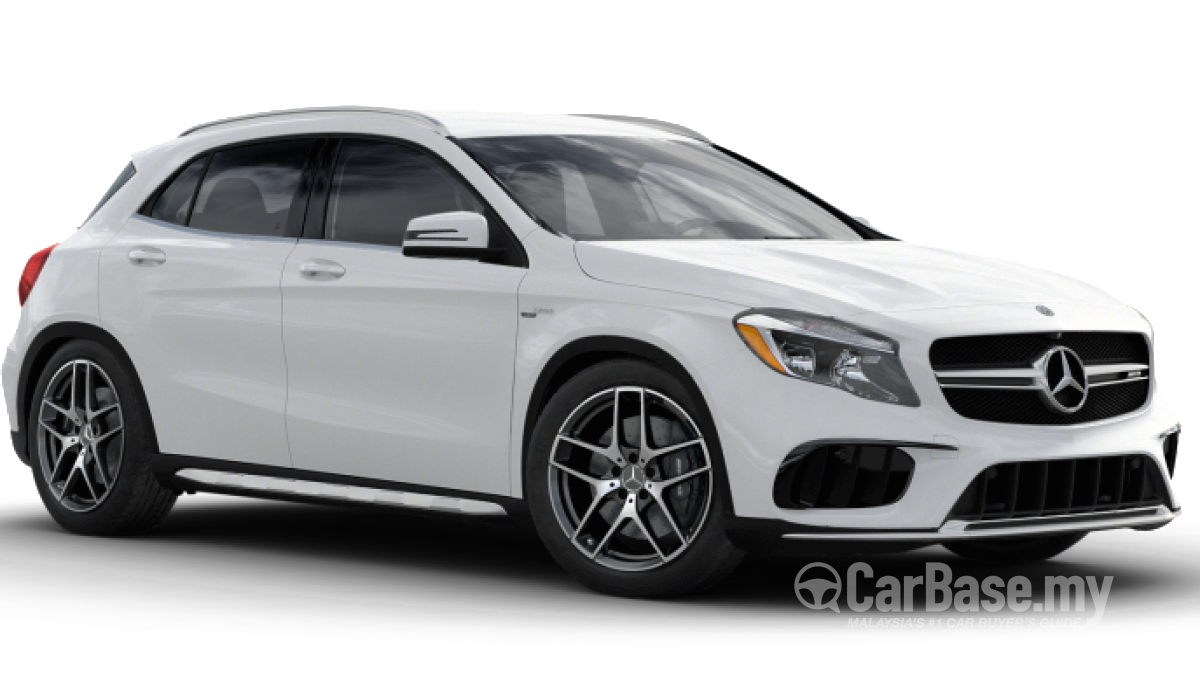 Volkswagen Prices In Malaysia 2017 >> Mercedes-Benz AMG GLA X156 AMG Facelift (2017) Exterior Image #38735 in Malaysia - Reviews ...