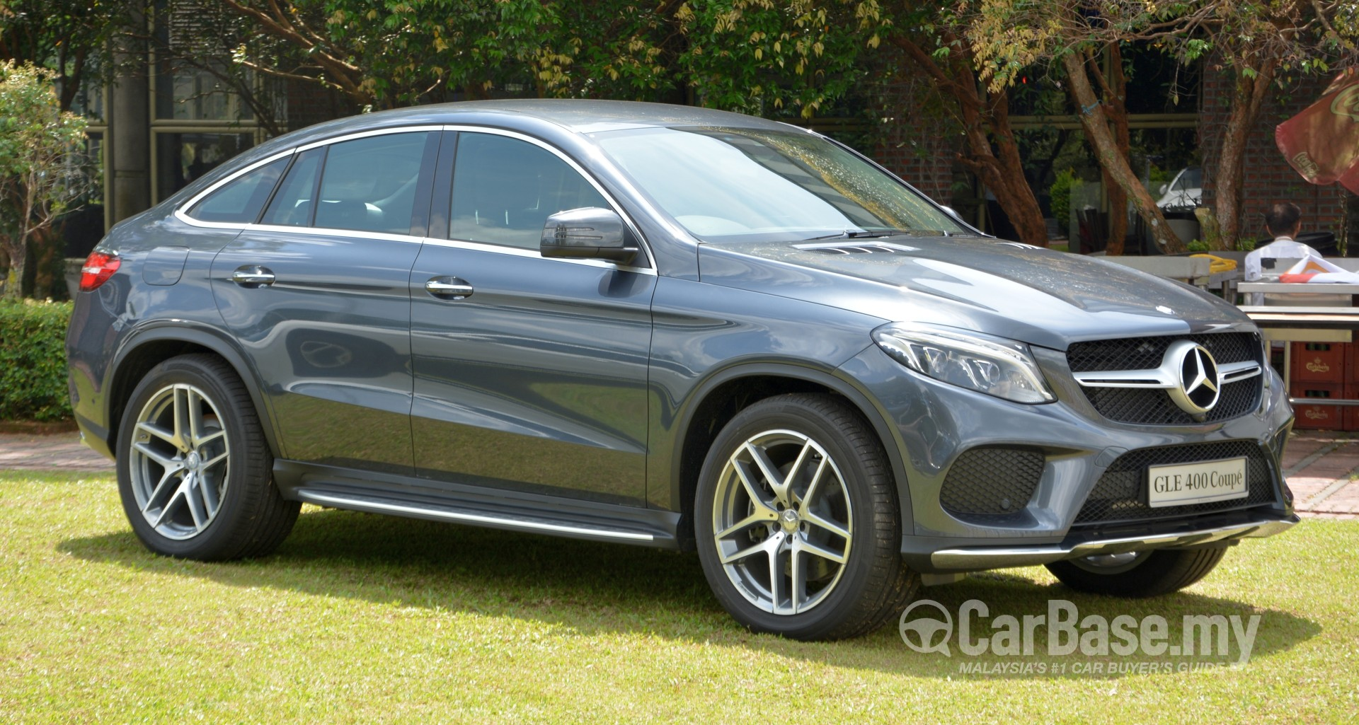 Glc Coupe Price >> Mercedes-Benz GLE Coupe C292 (2016) Exterior Image #26554