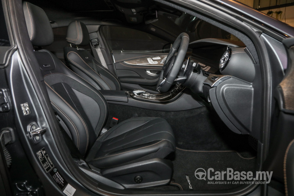 Mercedes benz amg cls c257 2018 interior image 50906 in for Mercedes benz cl amg