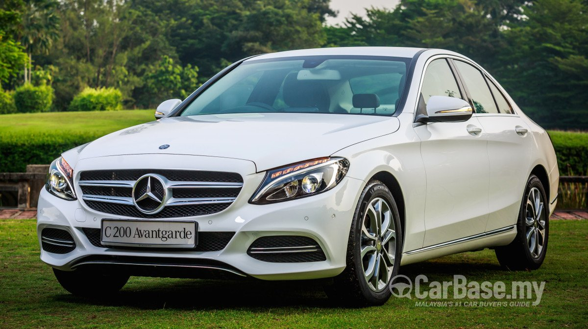 Mercedes Benz C 200 Avantgarde 2015 In Malaysia Reviews Specs