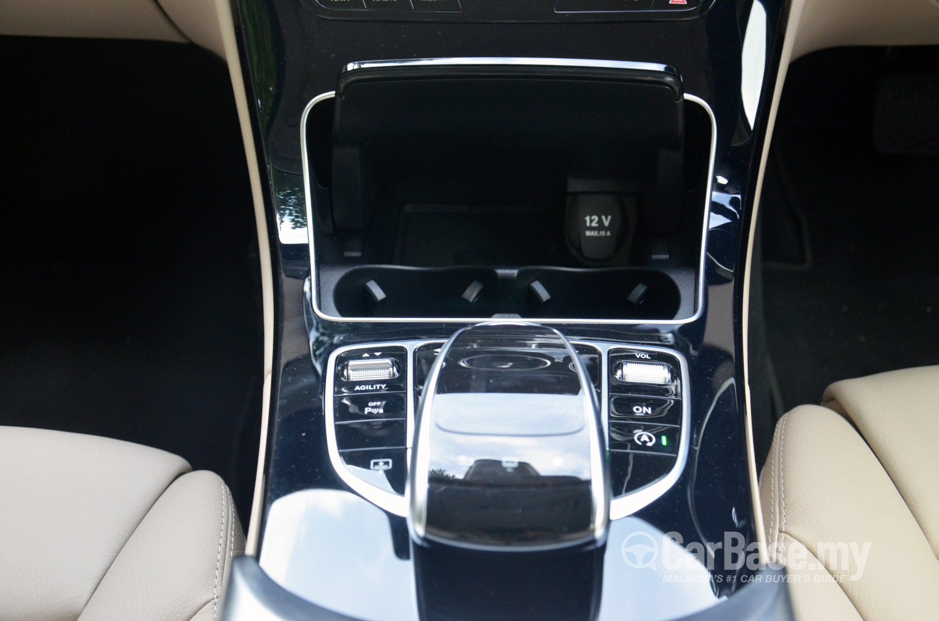 Mercedes benz c class w205 2014 interior image 17653 in malaysia reviews specs prices - 2014 mercedes c class interior ...