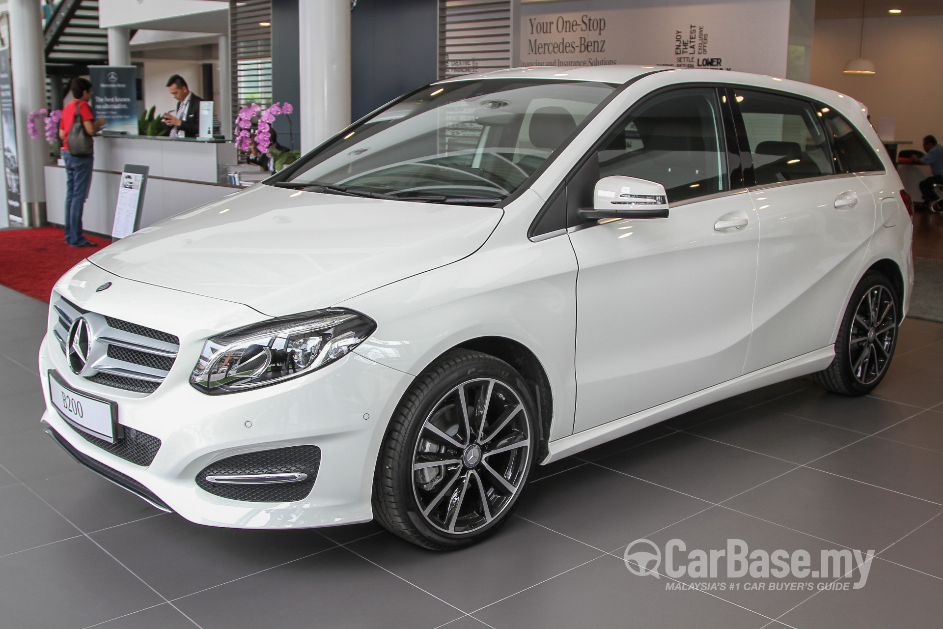 Mercedes benz b class w246 facelift 2015 exterior image for Mercedes benz b class specifications