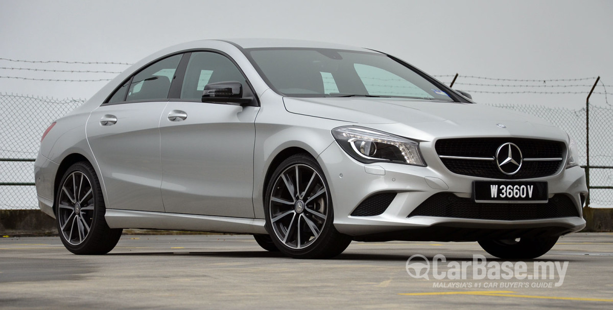 Mercedes benz cla 200 2014 in malaysia reviews specs for Mercedes benz cla 2014 price