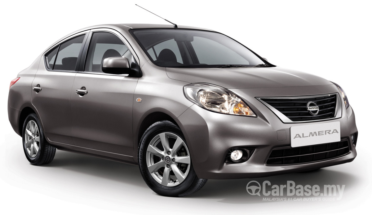 nissan almera 2014 1 5l vl at in malaysia reviews specs prices rh carbase my manual nissan almera 2003 manual nissan almera n16