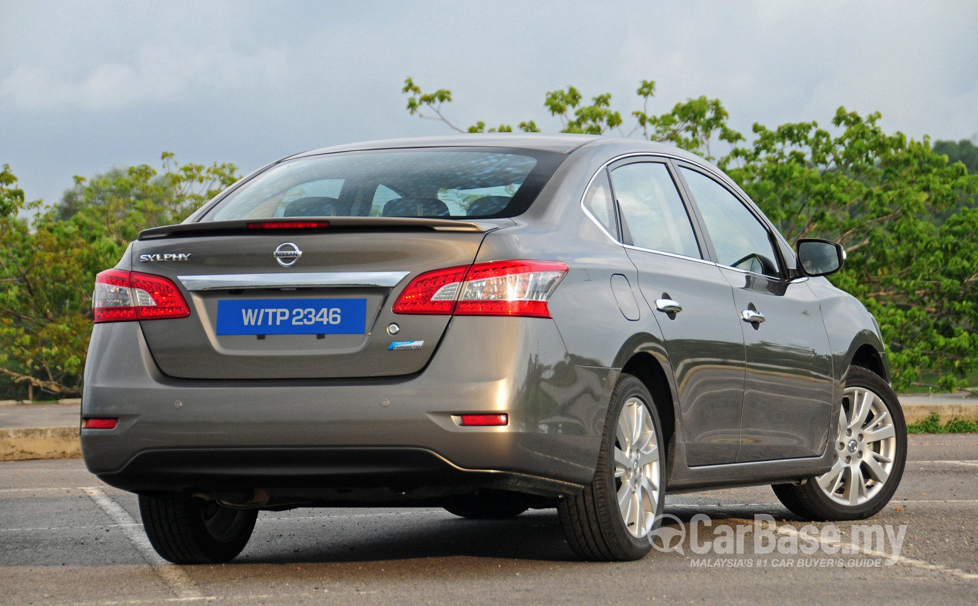 Nissan Sylphy B17 2014 Exterior Image 2737 In Malaysia