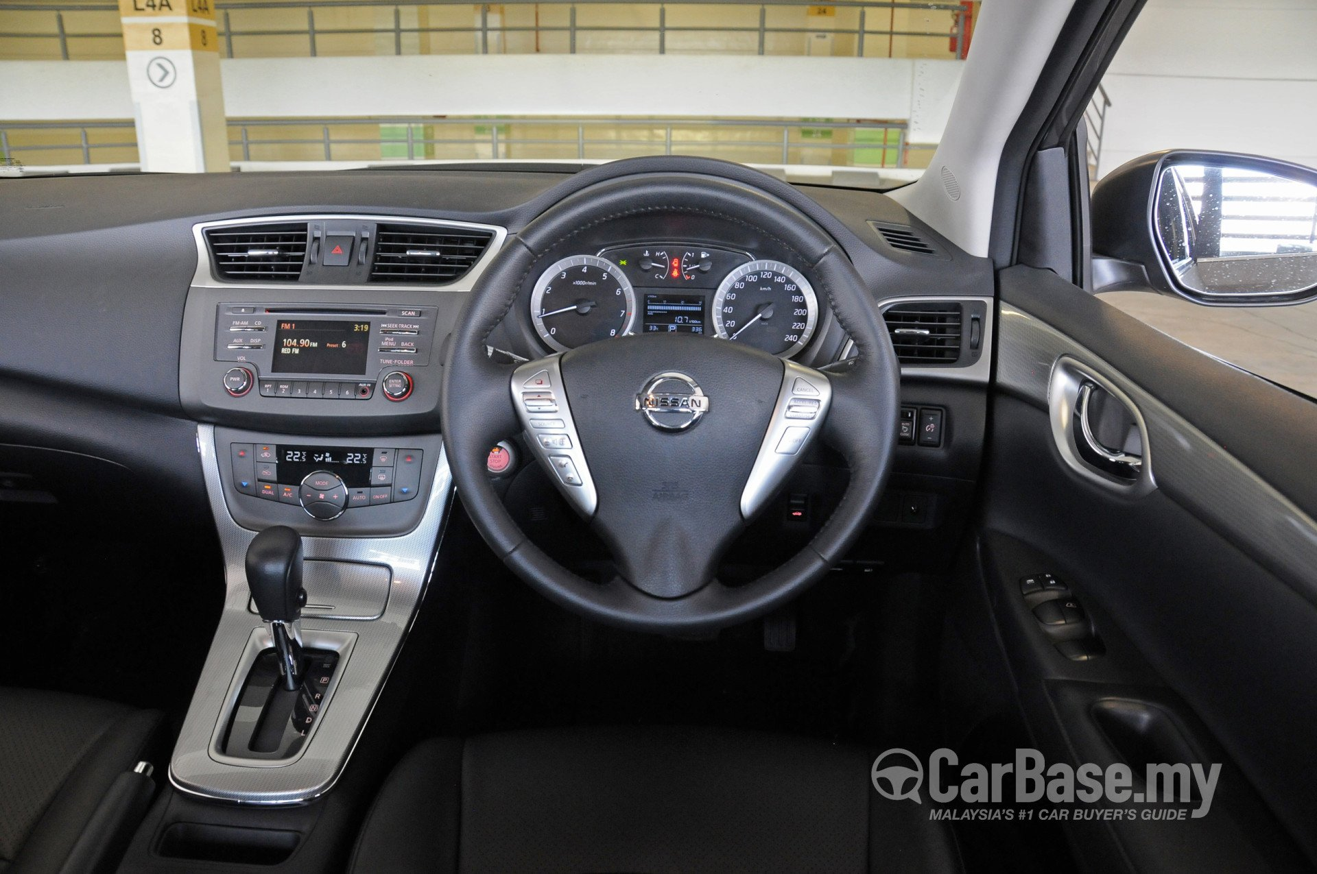 Nissan Sylphy B17 2014 Interior Image 2764 In Malaysia