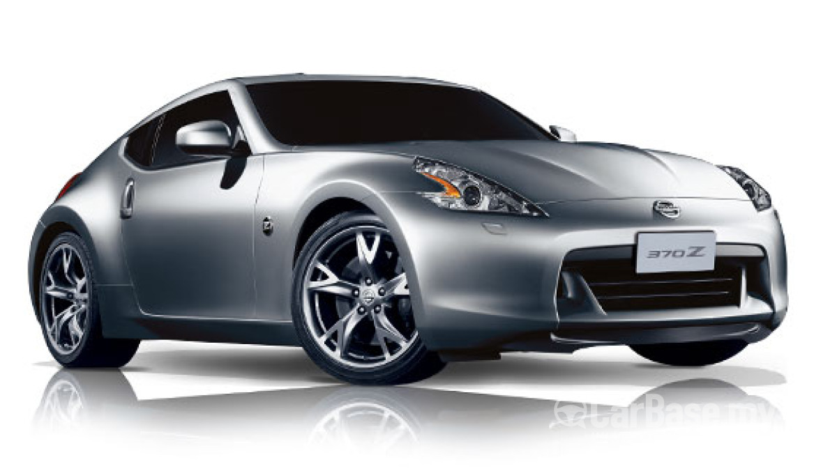 Nissan 370Z Coupe Z34 (2009) Exterior Image #4928 in
