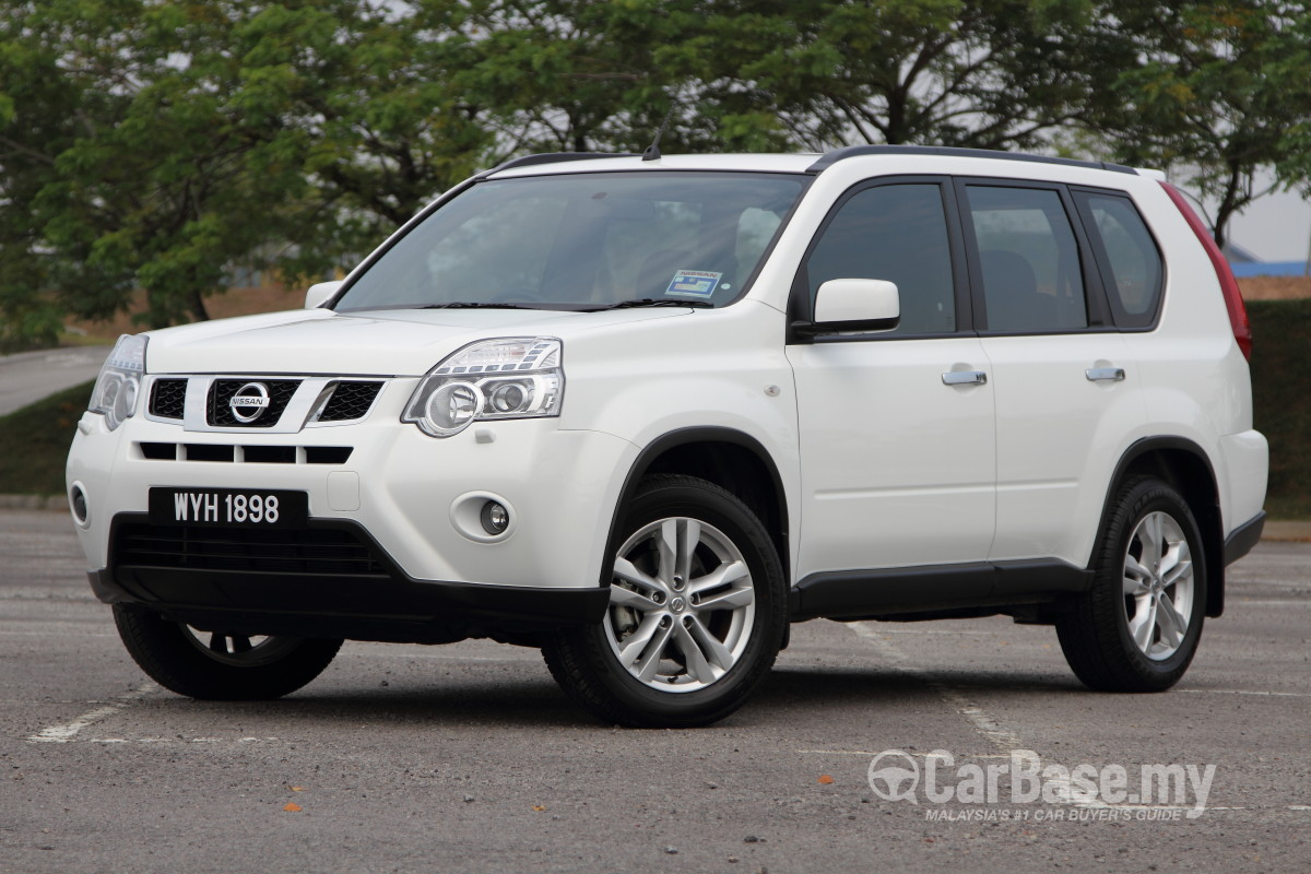 nissan x trail in malaysia reviews specs prices autos post. Black Bedroom Furniture Sets. Home Design Ideas