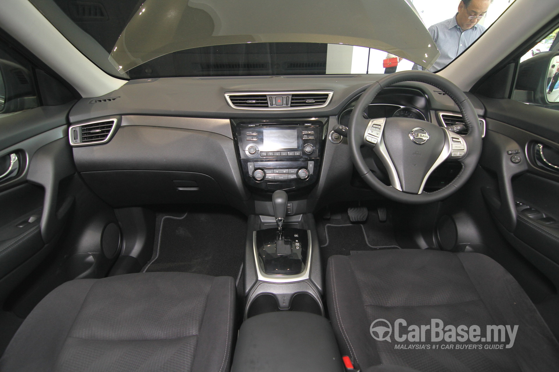 Nissan X-Trail 3rd Gen (2015) Interior Image #18936 in Malaysia - Reviews, Specs, Prices